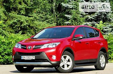 Toyota Rav 4 2014 в Житомире