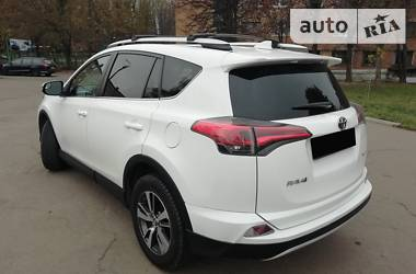 Toyota RAV4 2016 в Ровно