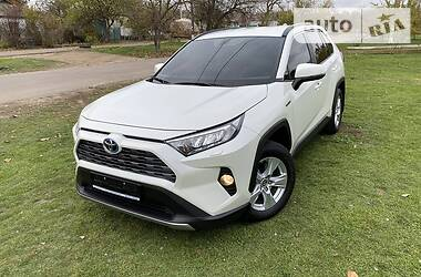 Toyota RAV4 2019 в Николаеве