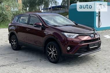 Внедорожник / Кроссовер Toyota RAV4 2017 в Черновцах