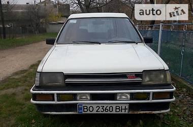 Toyota Tercel 4WD 1987