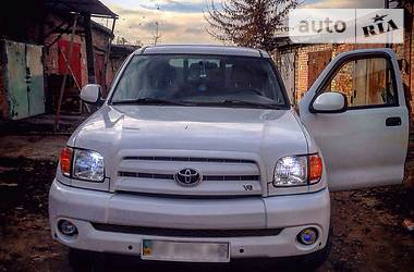 Toyota Tundra 2003 в Луганске