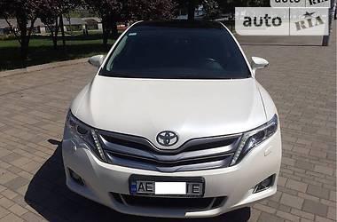 Toyota Venza premium jbl