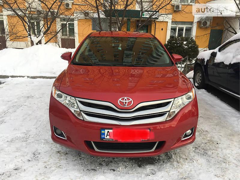 Toyota Venza 2013 года в Киеве
