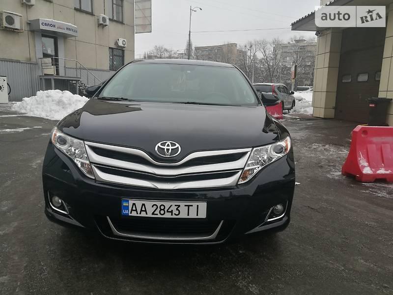 Toyota Venza 2014 року в Києві