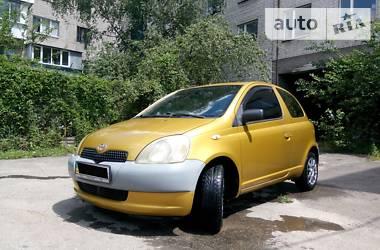 Toyota Yaris 2000 в Львові