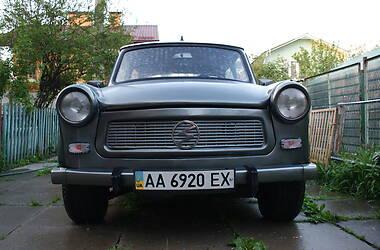 Trabant 601 1981 в Києві
