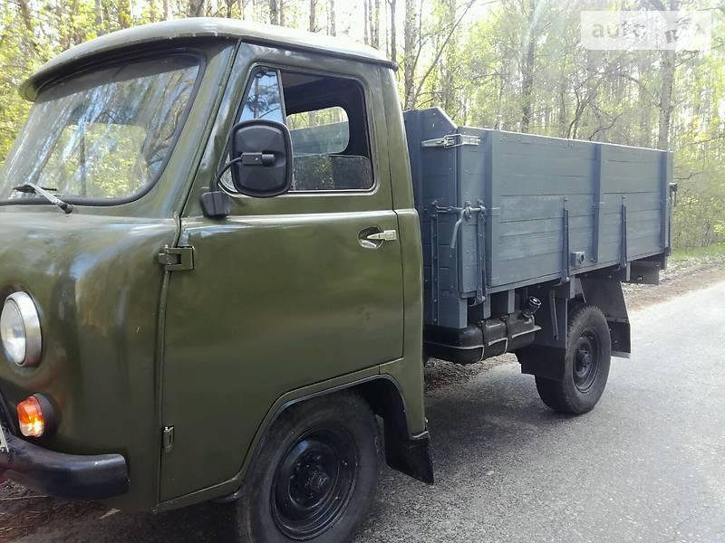 УАЗ 3303 1986 в Тячеві
