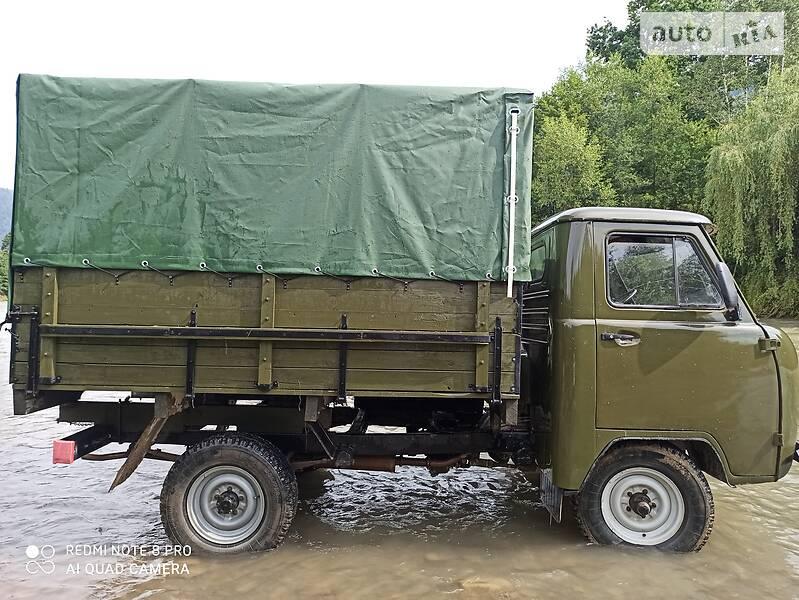УАЗ 3303 1986 в Верховине