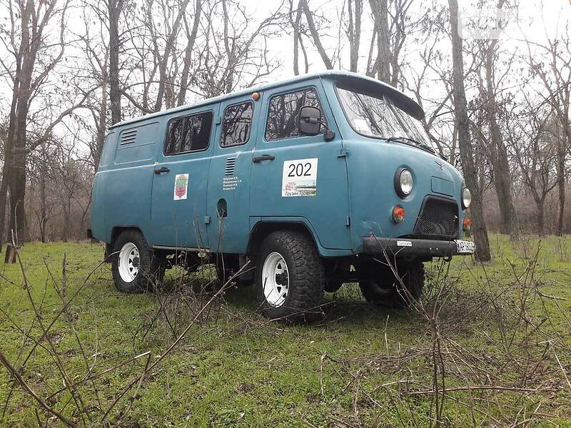 УАЗ 3909 1999 в Мелитополе