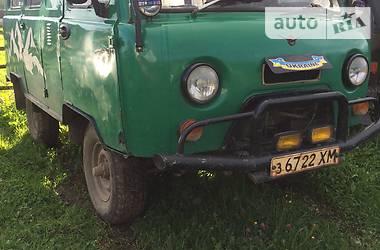 УАЗ 452 пасс. 1989 в Рахове