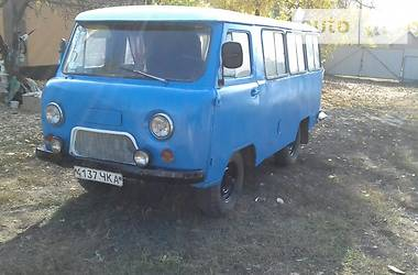 УАЗ 452 пасс. 1986 в Черкассах