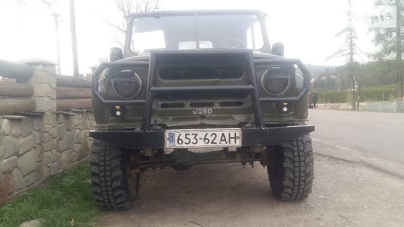 УАЗ 469 1994 в Ивано-Франковске