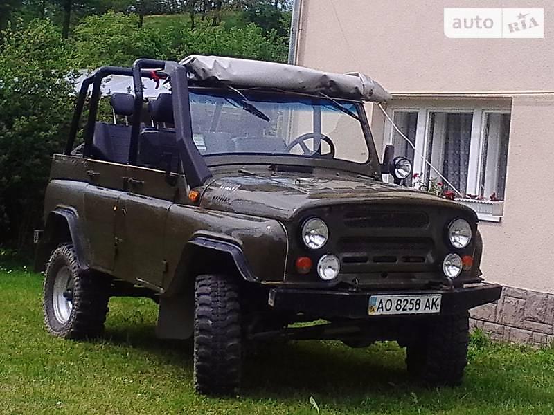 УАЗ 469 1973 в Тячеве