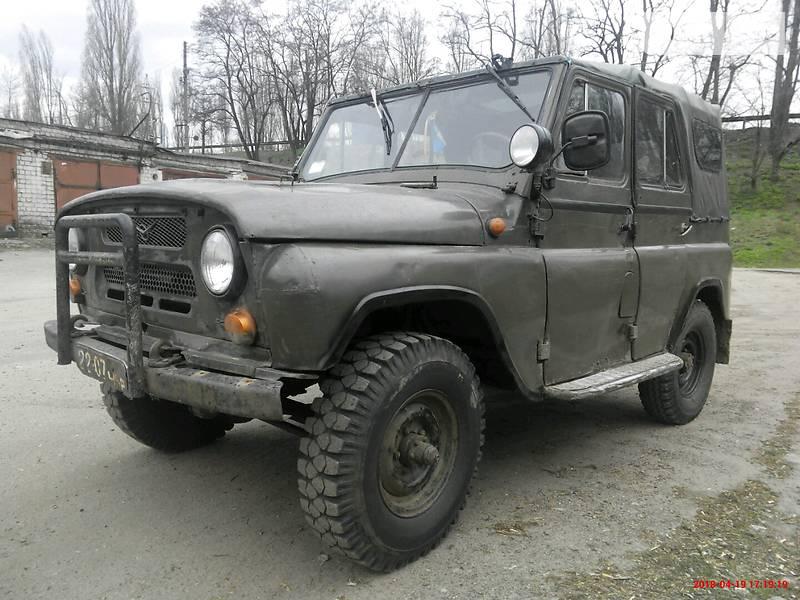 УАЗ 469 1984 року