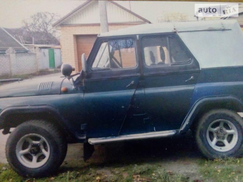 УАЗ 469 1987 в Херсоне