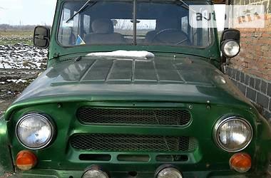 УАЗ 469 1973 в Долине