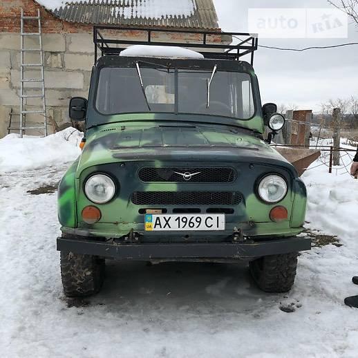 UAZ (УАЗ) 469 1988 года в Харькове