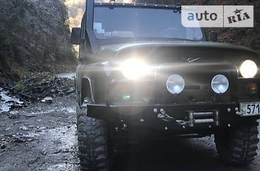 УАЗ 469 1984 в Рахове