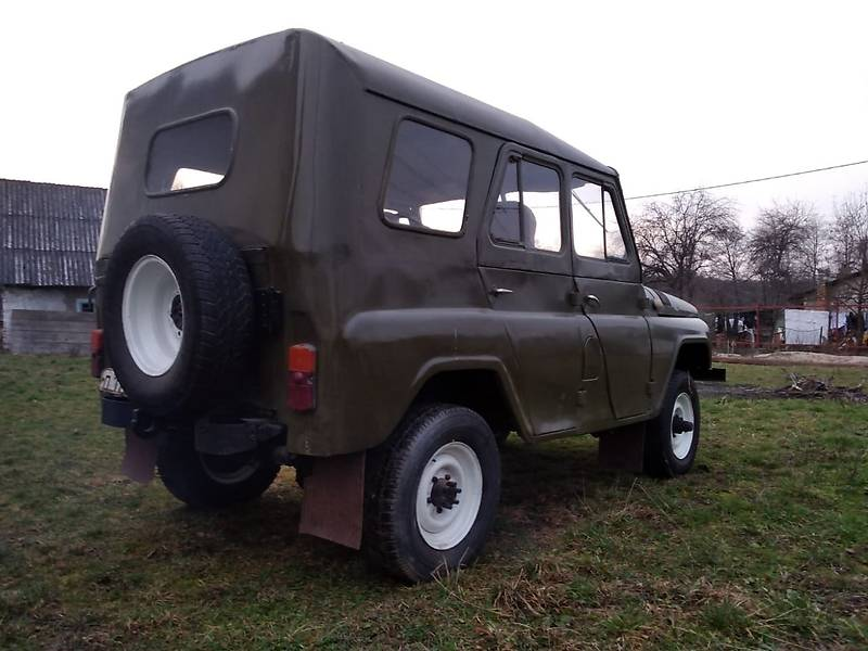 Позашляховик / Кросовер УАЗ 469 1983 в Тячеві