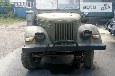 УАЗ ГАЗ 69 1948 в Сваляве