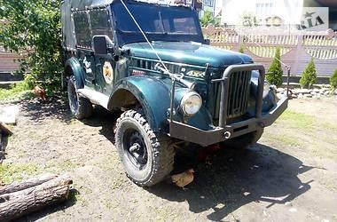 УАЗ ГАЗ 69 1978 в Тячеві
