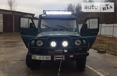 УАЗ Hunter 2000 в Хусте