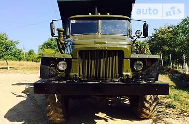 Урал 375 1975 в Тячеве