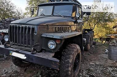 Урал 375 1981 в Иршаве
