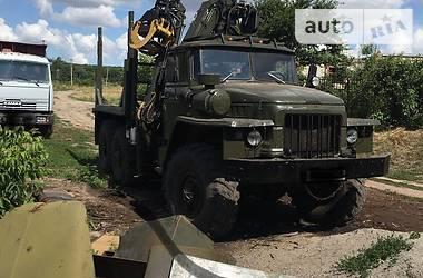 Урал 375 1988 в Харькове