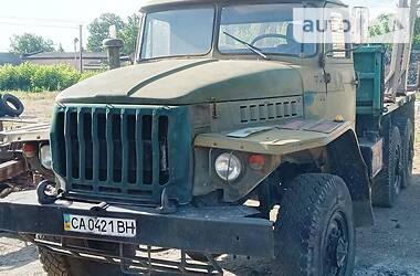 Урал 375 1989 в Голованевске