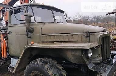 Урал 375 1980 в Ровно