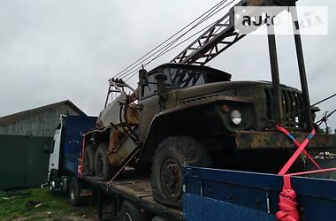 Урал 375 1992 в Шацке