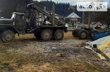 Урал 375 1984 в Черновцах