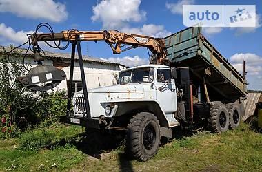Самоскид Урал 375 1976 в Старокостянтинові