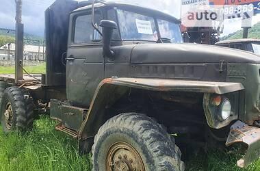 Інша спецтехніка Урал 375 1981 в Сколе