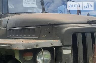 Автокран Урал 375 1981 в Сколе