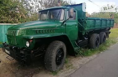 Самоскид Урал 4230 1985 в Києві