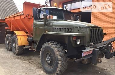 Урал 4320 1989 в Луцке