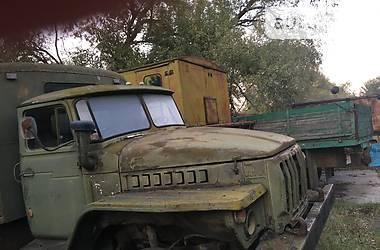 Урал 4320 1989 в Полтаве