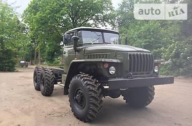 Урал 4320 1987 в Луцьку