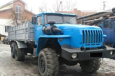 Урал 4320 2007 в Полтаве