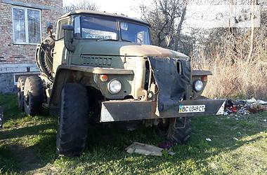 Урал 4320 1992 в Калуші