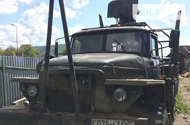 Урал 4320 1987 в Тячеві