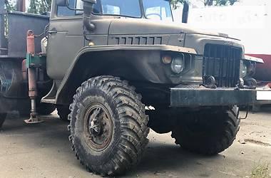 Урал 4320 2000 в Буче