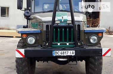 Урал 4320 1987 в Стрые