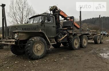Урал 4320 1990 в Болехове
