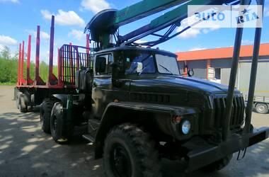 Урал 4320 1998 в Луцке