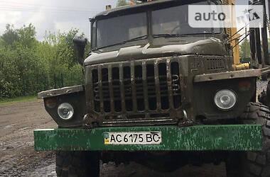 Урал 4320 1984 в Ковеле