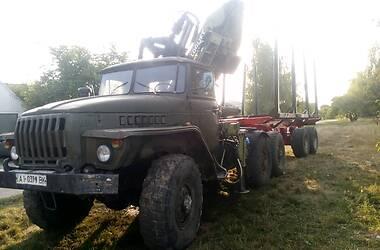 Урал 4320 1987 в Киеве